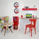 Decoração: Home Office em pequenos espaços