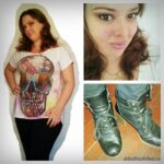 Look do dia – Vamos de caveira