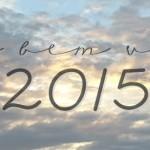 Seja bem vindo 2015