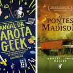 Novidades da Única Editora e Editora Gente para Abril