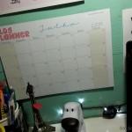 Pra baixar – Blog Planner de Julho