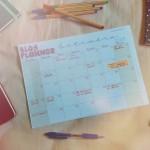Pra baixar – Blog Planner de Setembro