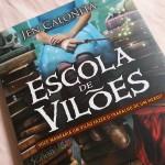 Livro: Escola de Vilões