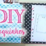 DIY – Bloquinhos para seu planner + download