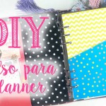 DIY – Bolso para planner + download