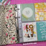DIY – Como fazer um álbum de project life 6×8