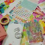 Cocoa Daisy planner kit – Junho