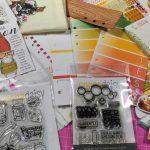 Cocoa Daisy planner kit – Outubro