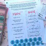 Projeto #7listas de dezembro – material para baixar