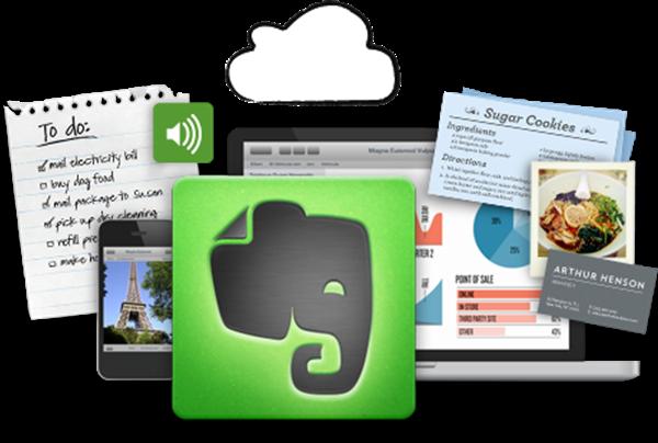 Dica de App: Se organizando com o Evernote