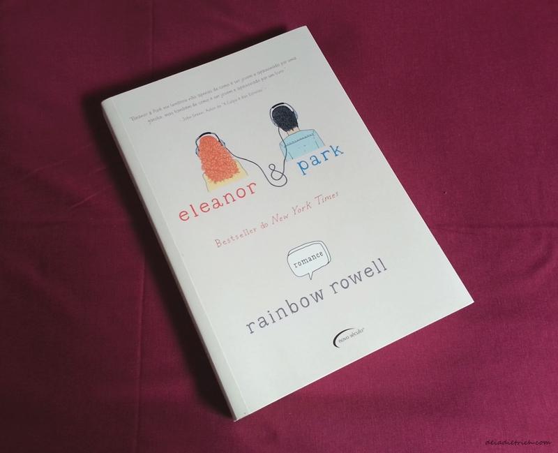 Livro – Eleanor & Park