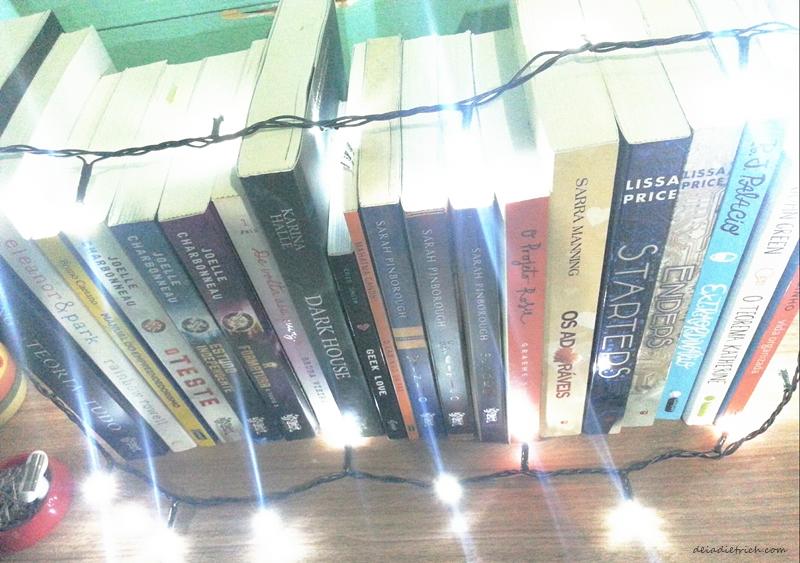 Os livros que li em 2014