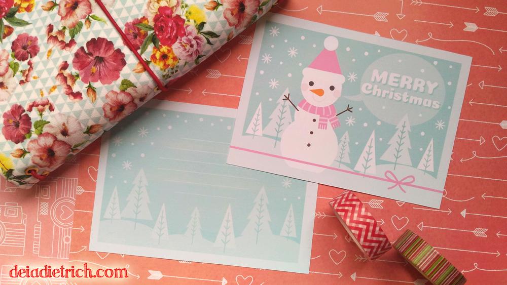 Download – Cartão de Natal (versão 1)