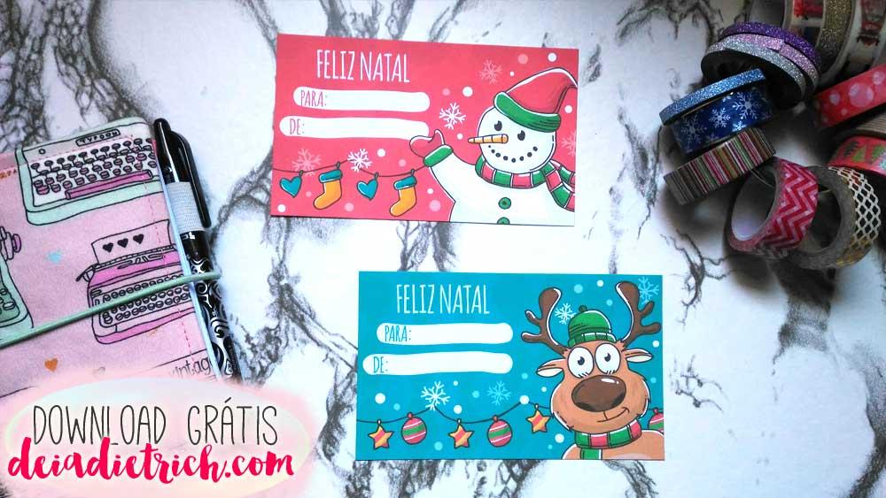Faltam 29 dias para o Natal + download cartão