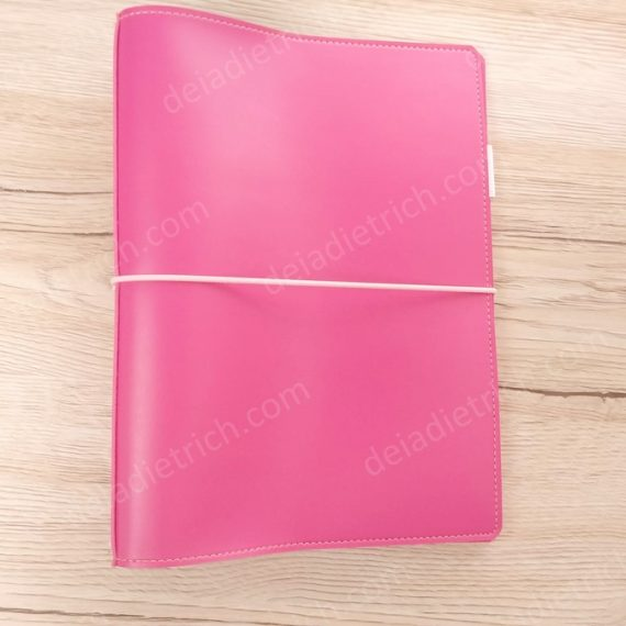 Deiadori A5 - Traveler Notebook - Pink