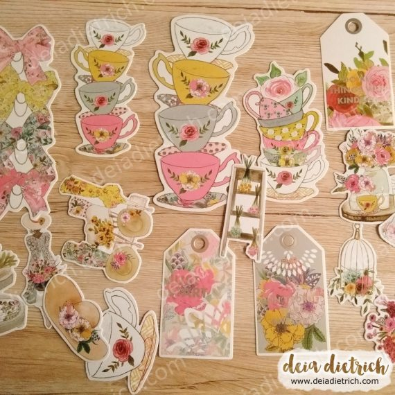 Kit die cuts 6