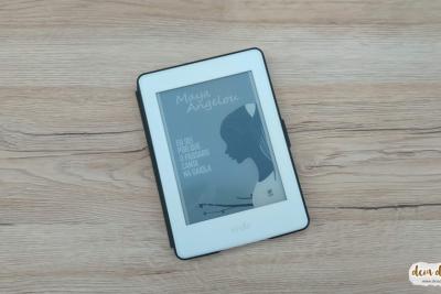 Vem ler comigo: Eu sei por que o pássaro canta na gaiola – Maya Angelou